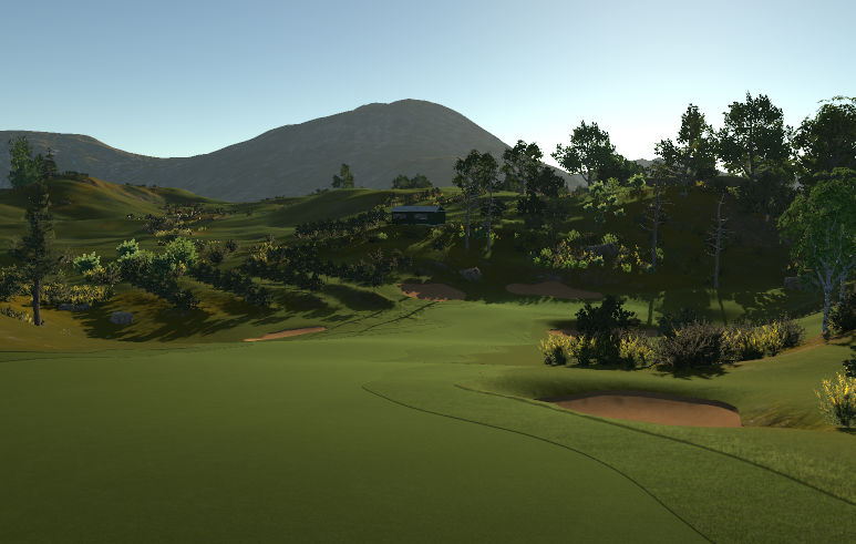 Celtic Vineyard Golf Club