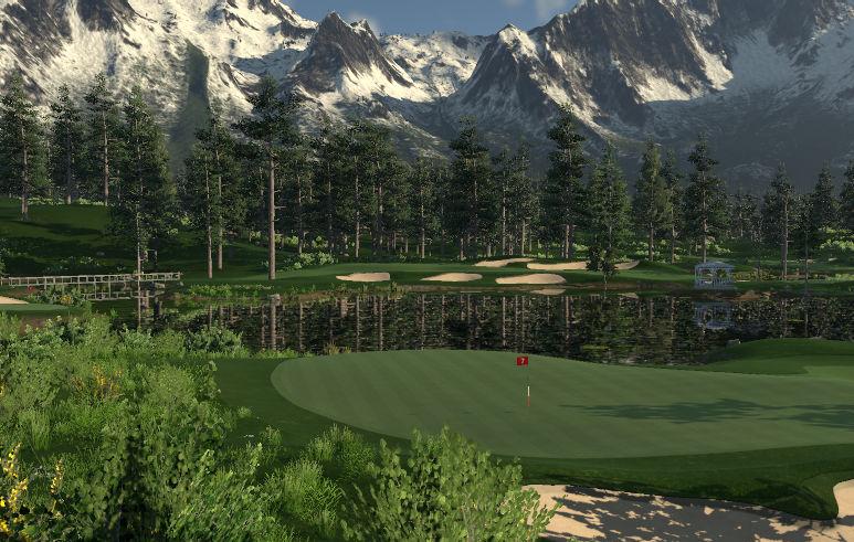 Boulder Pointe Golf Club 2015