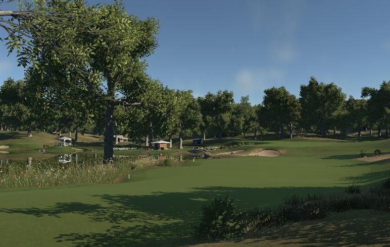Majestic Oaks Golf Club