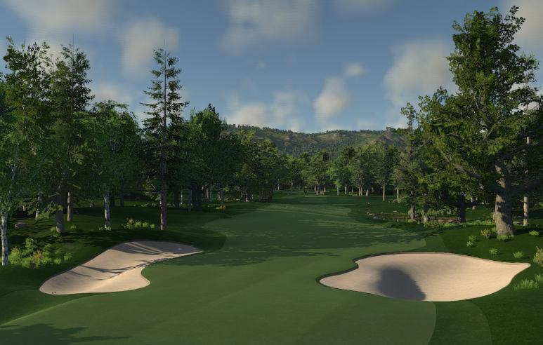 Bonner Point Golf Resort (Championship)