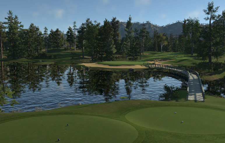 Woodland Valley Champions Course