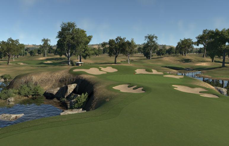 Doak Valley (Tournament Links)