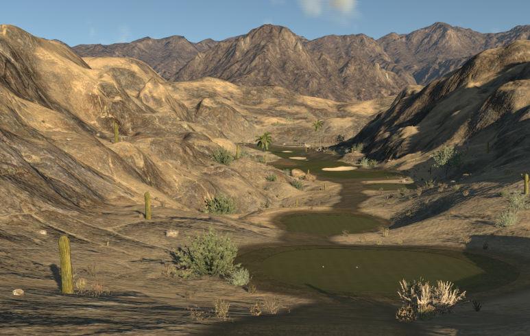 The Canyons at Rio El Lobo