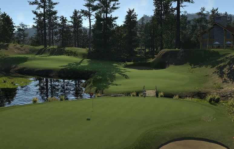 Longdale Pikes Golf Club