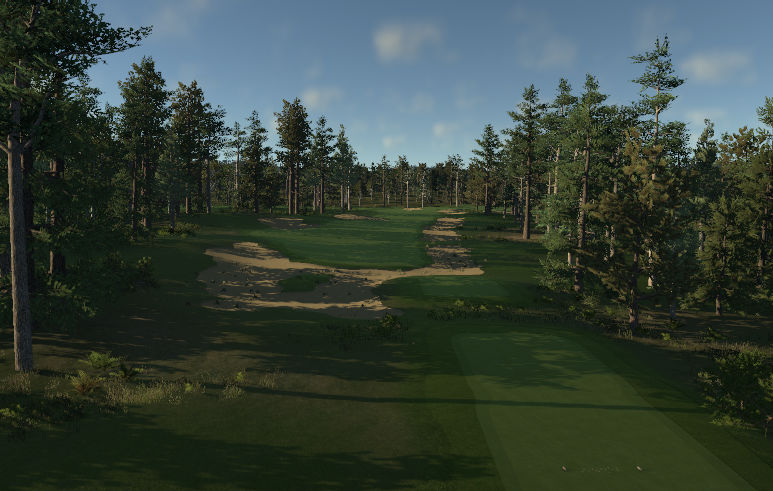 Pinehurst #2 (Blue Tees)