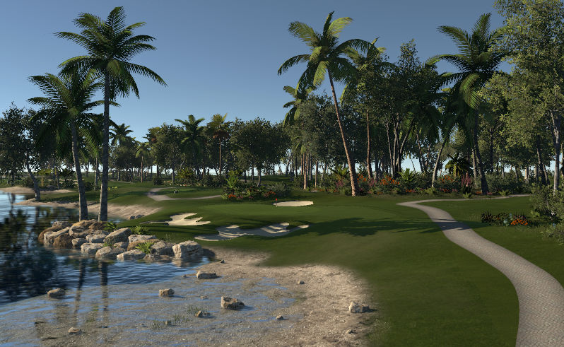 Kahiko Beach Golf and Surf Club