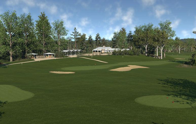 Vallentuna Golfklubb - Sweden