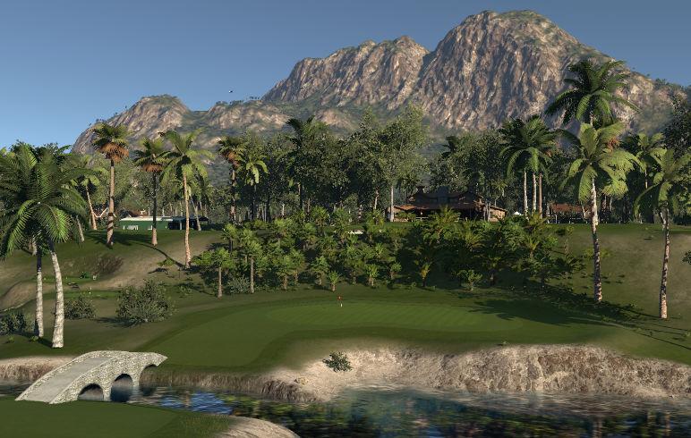 Caldera Basin Golf Club