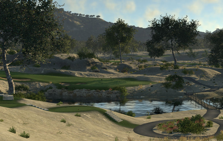 The Viper Course at Whiskey Gulch