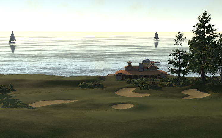 Thompson Island Golf Club