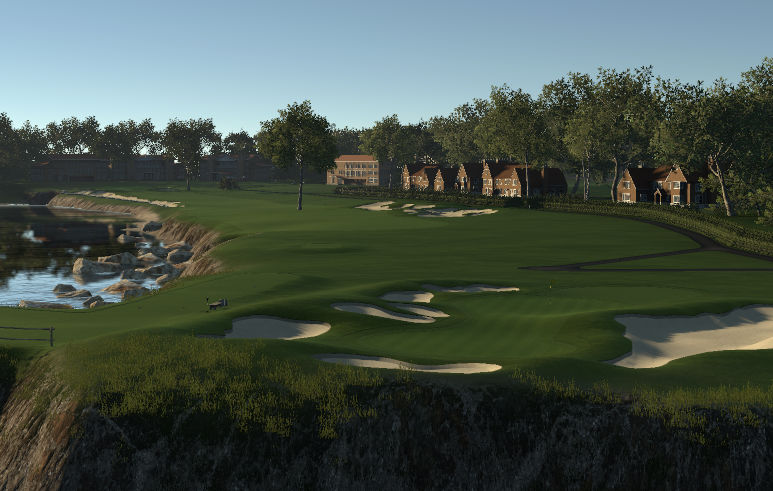 Pebble Beach Golf Links (blacks)