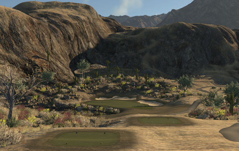 Nighthawk Canyon Golf and Country Club