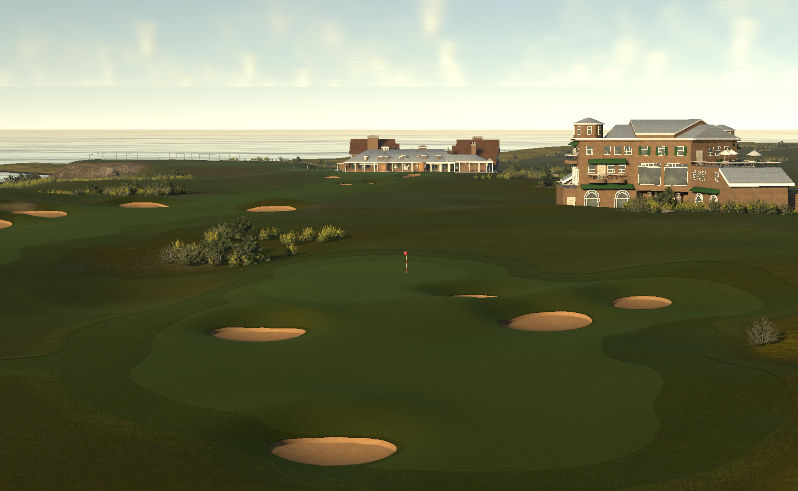 Royal Troon Old Course 2015