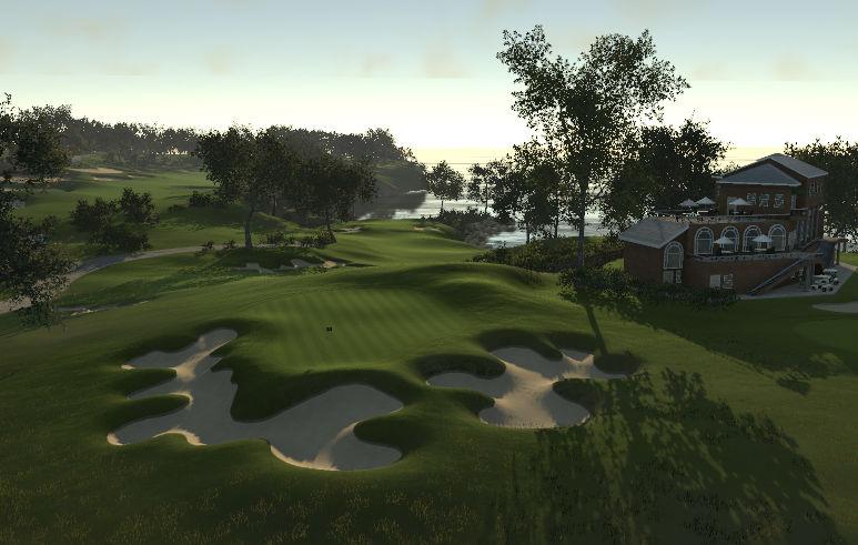 Promenade Golf Club