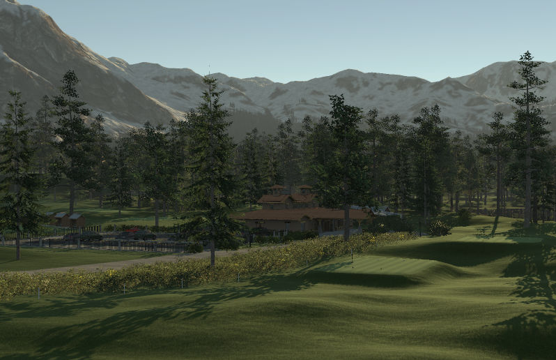 Spirit Mountain Golf Club