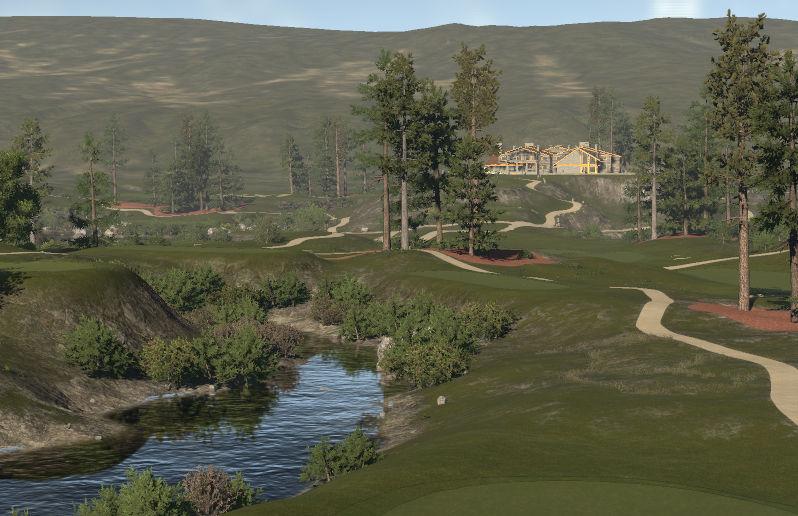 Turtle Creek GC (setup A)