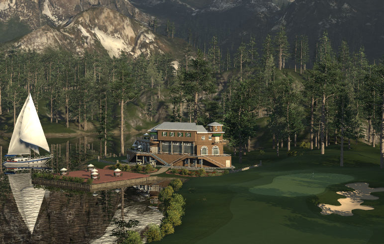 Whonnock Lake Golf Club (Black Diamond)