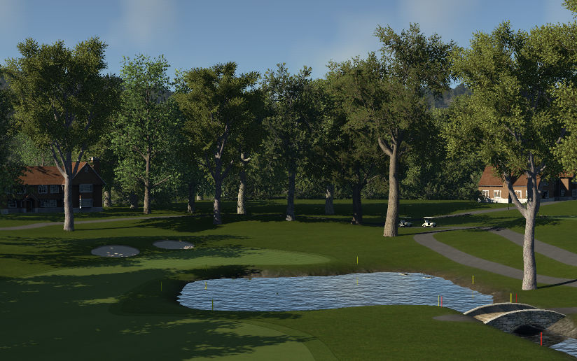 Firestone CC South (Rustic)