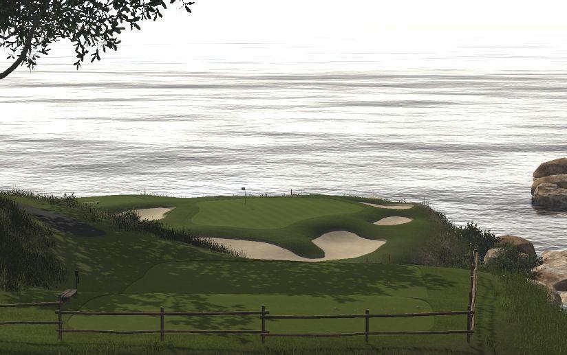 Pebble Beach Golf Links (THUR)