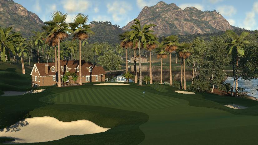 Bamboo Pass Golf Course