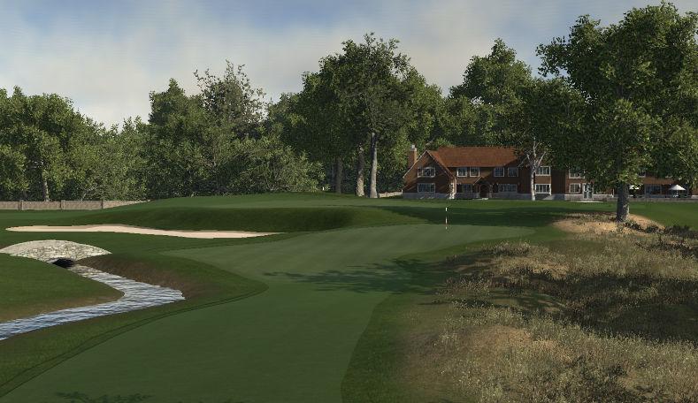 Steamshovel Golf Club