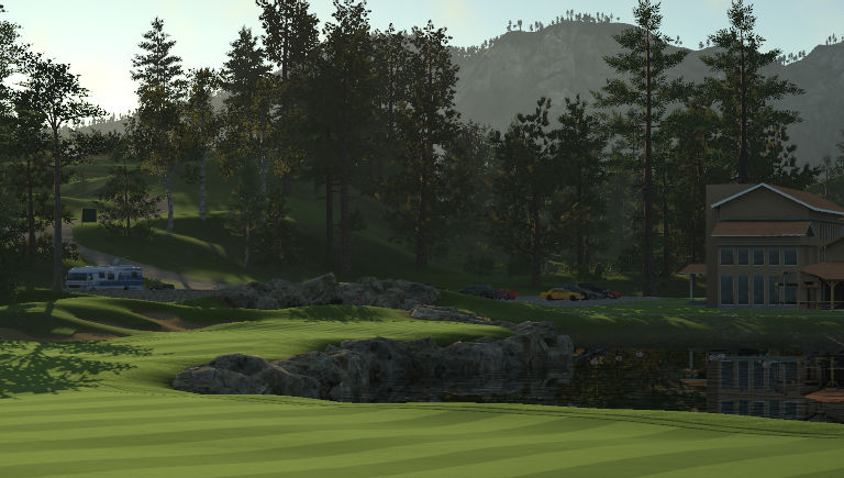 Midnight Sun Golf Club - 2016 by Andre Quenneville (Remodel By Dario Logan)
