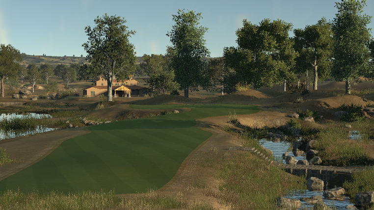 El Tesoro Piratas Golf Club