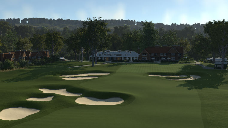 Oakmont Country Club (Medium)