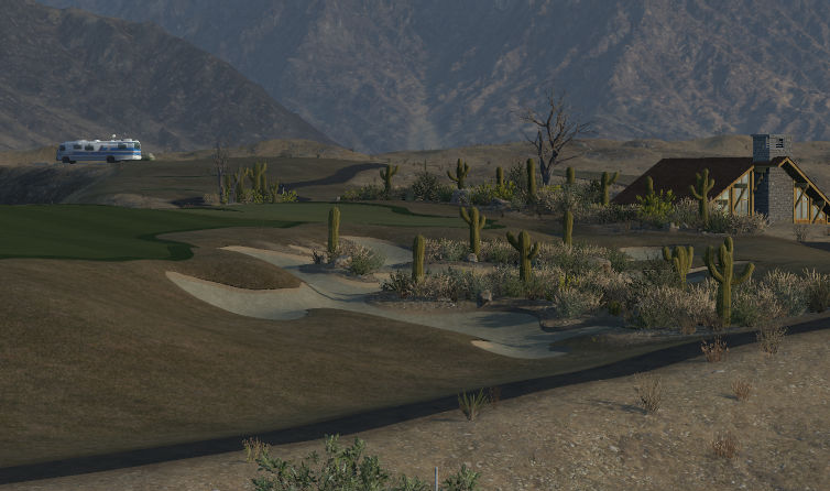 The Monsoon Course at Heisenberg Flats