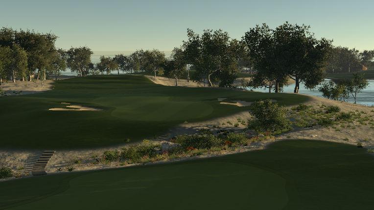 Crescentic Bay Golf Course