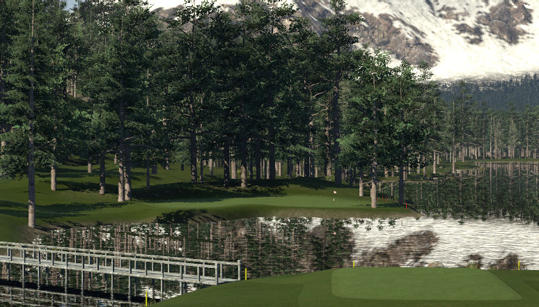 Golf Club de Plan de la Praz