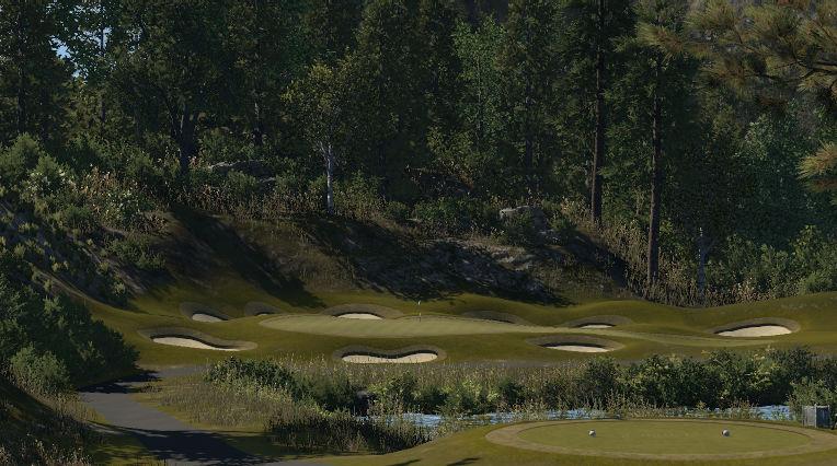 Hopeshire Golf Club, England (Euro Tour)