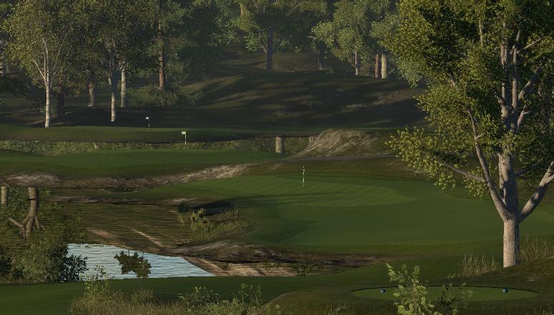 Unfinished Sympathy Golf Ground