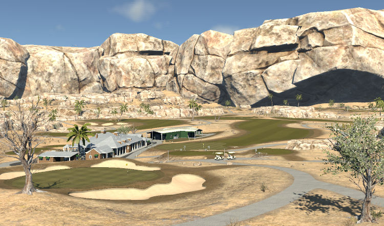 Echo Canyon Golf Club