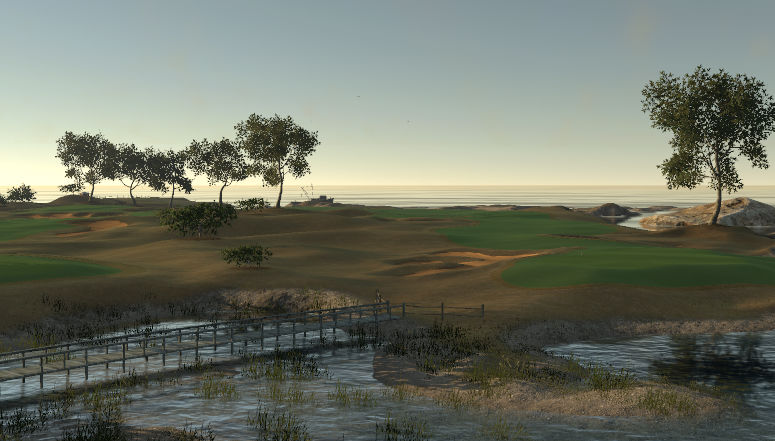 Kiawah Ivory Coast Course