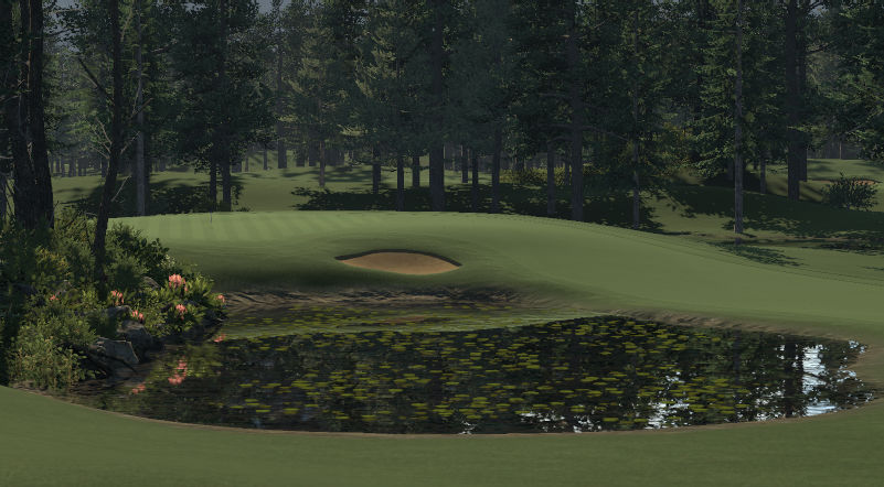 The Hunters Course @ Woody Creek