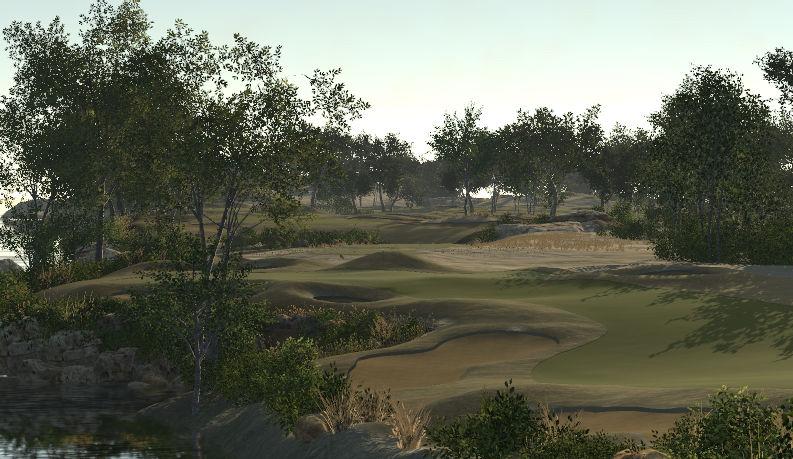Sky Chariot Golf Club