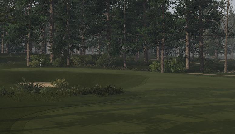 Granite Pass Golf Club