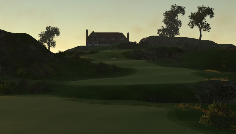 Widows Cliffs Links