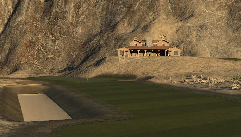 Fermi's Basin Golf Club