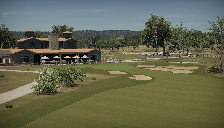 Topaz Lagoon Golf Club