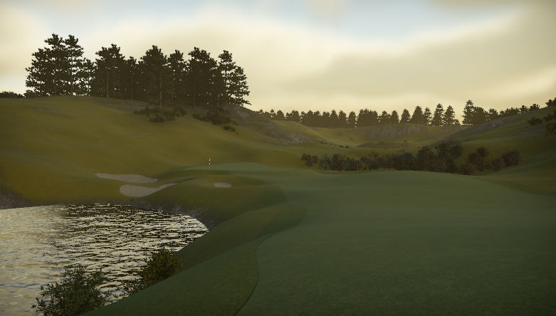 Silent Valley Golf Links