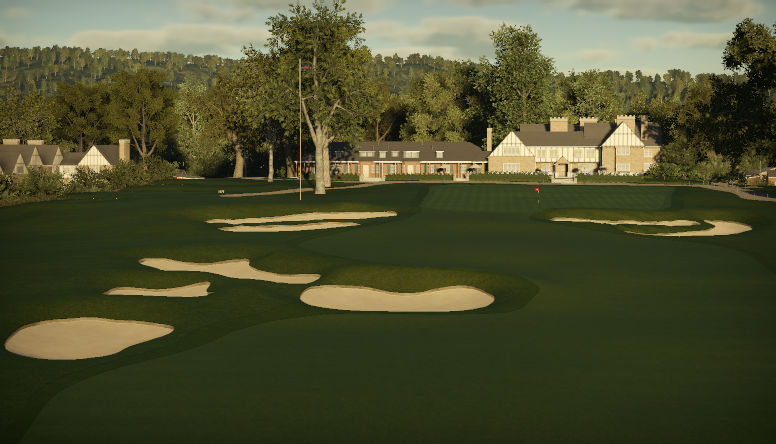 Oakmont CC (Tournament)