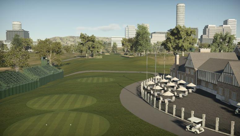 Downtown Abbey Golf & C.C