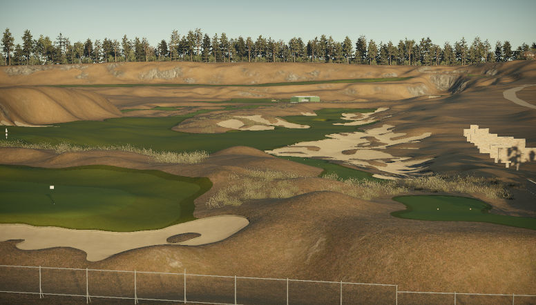 Chambers Bay (WGC Match Play)