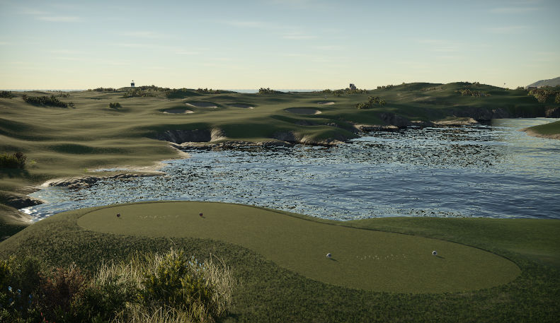 Brynestone Bay Golf Links