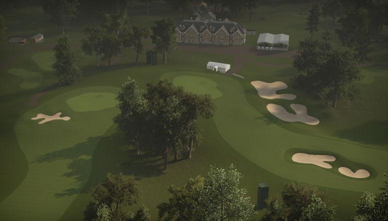 Petrichor Golf