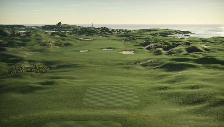 Bearded Pelican Golf Links (CC)