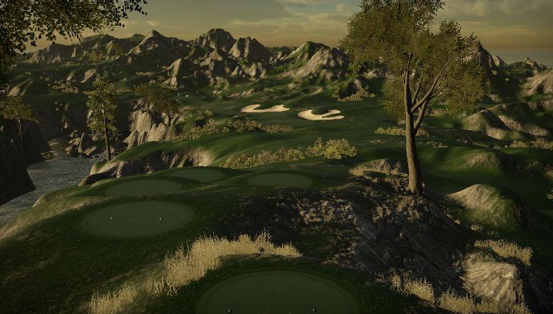 Widows Cliffs Links PGA