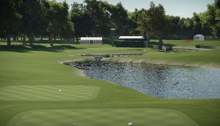 Evian Resort Golf Club, France